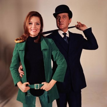 Patrick Macnee: Bowler-hatted star of TV series The Avengers