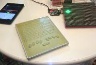 blitab braille tablet blind