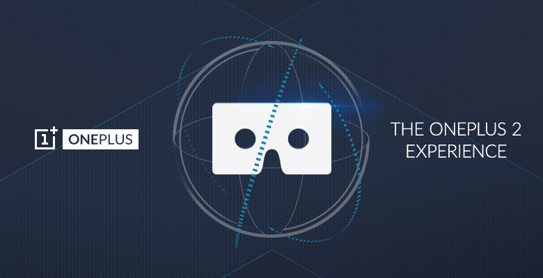 OnePlus 2 VR launch event