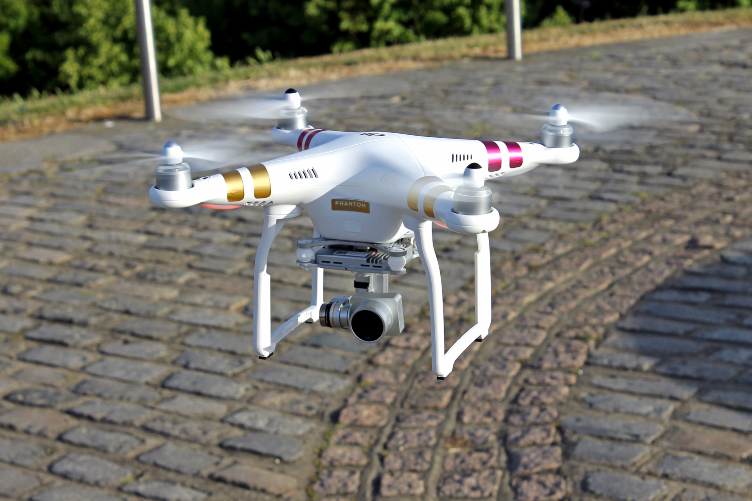 DJI Phantom 3 Professional consumer drone review