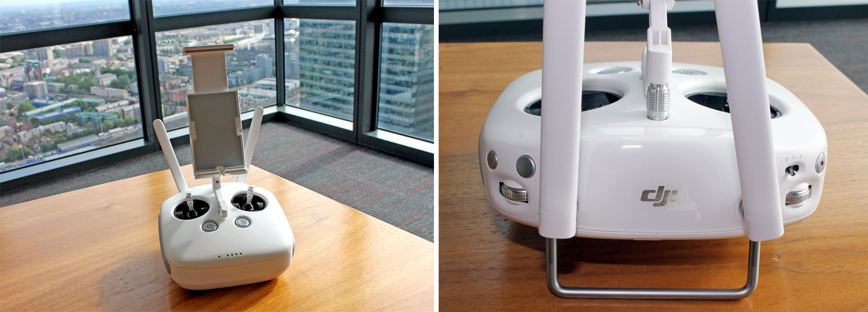 DJI Phantom 3 Professional drone remote controller