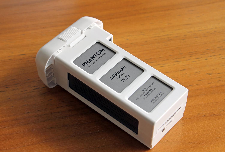 DJI Phantom 3 Professional intelligent flight battery