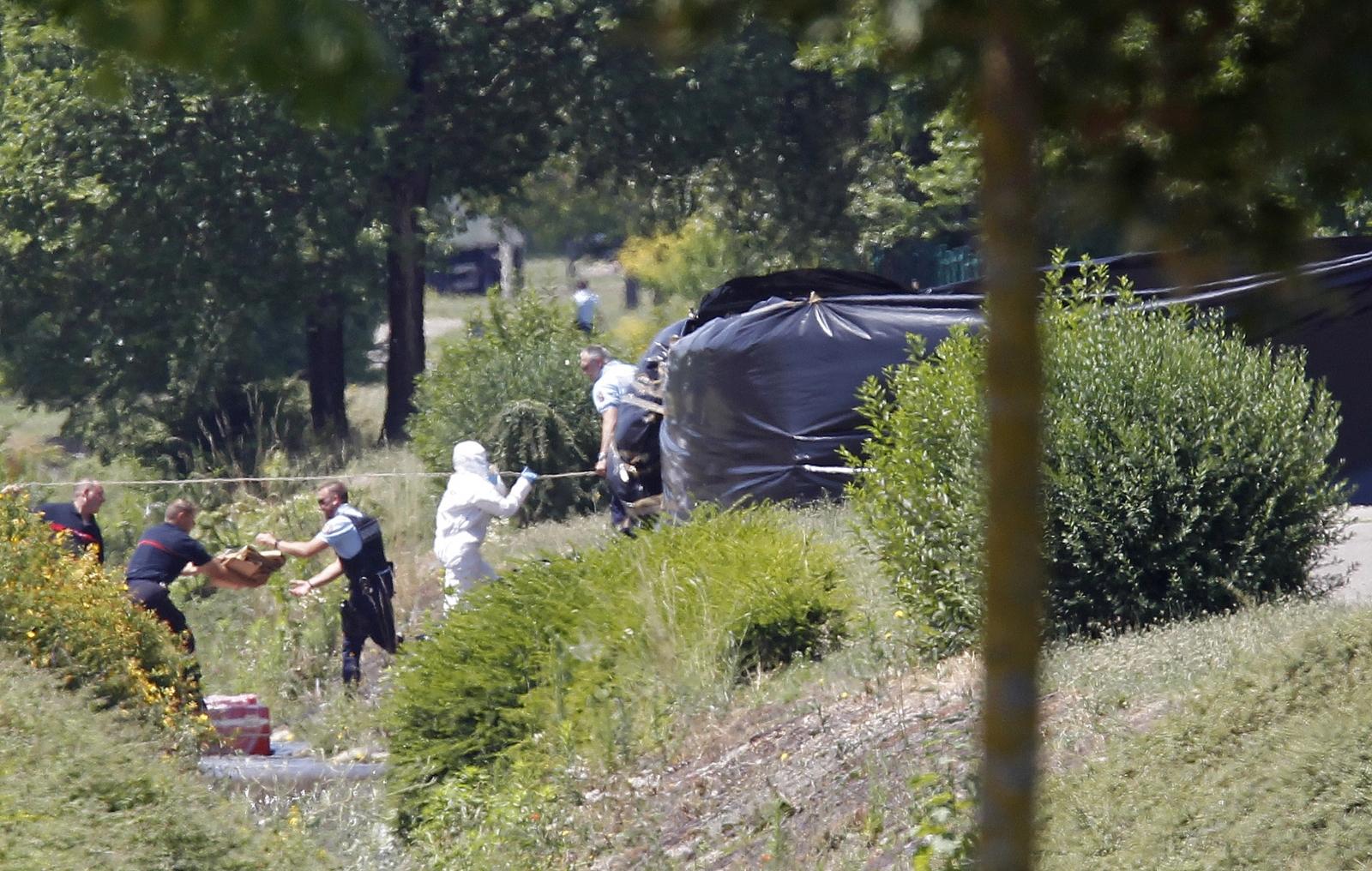 France beheading