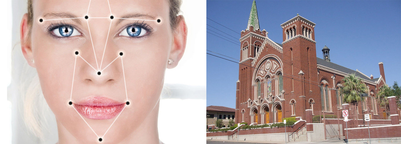 Facial recognition software now used in churches