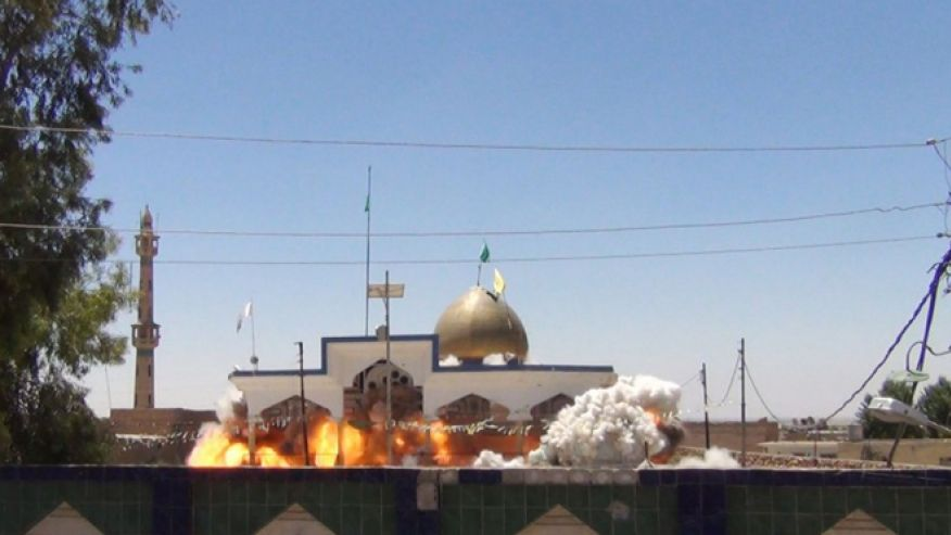 Saad bin Aqeel Husseiniya shrine