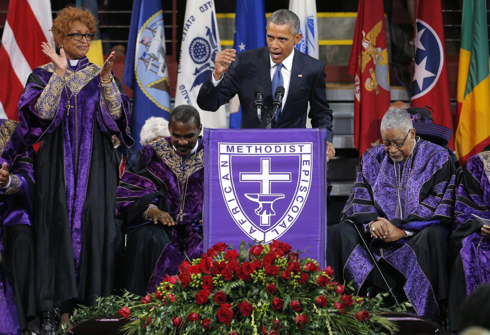 Charleston Funeral