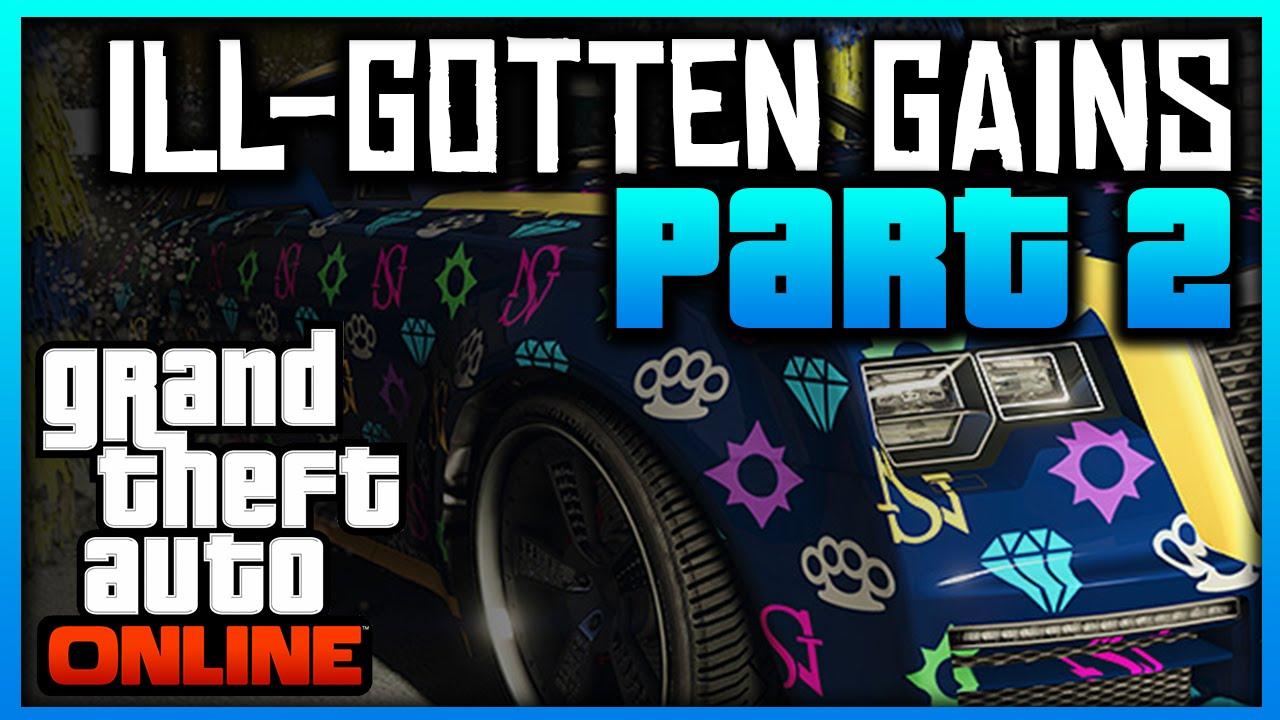 GTA 5: Ill-Gotten Gains DLC (Part 2)