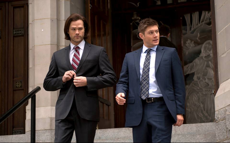 Supernatural season 11 premiere date
