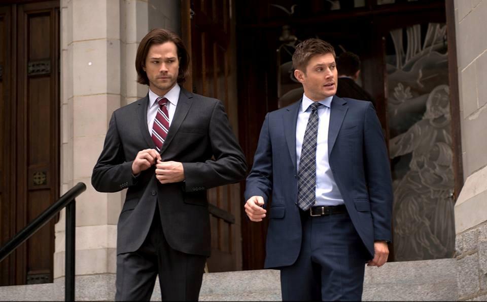 Supernatural season 11 premiere date