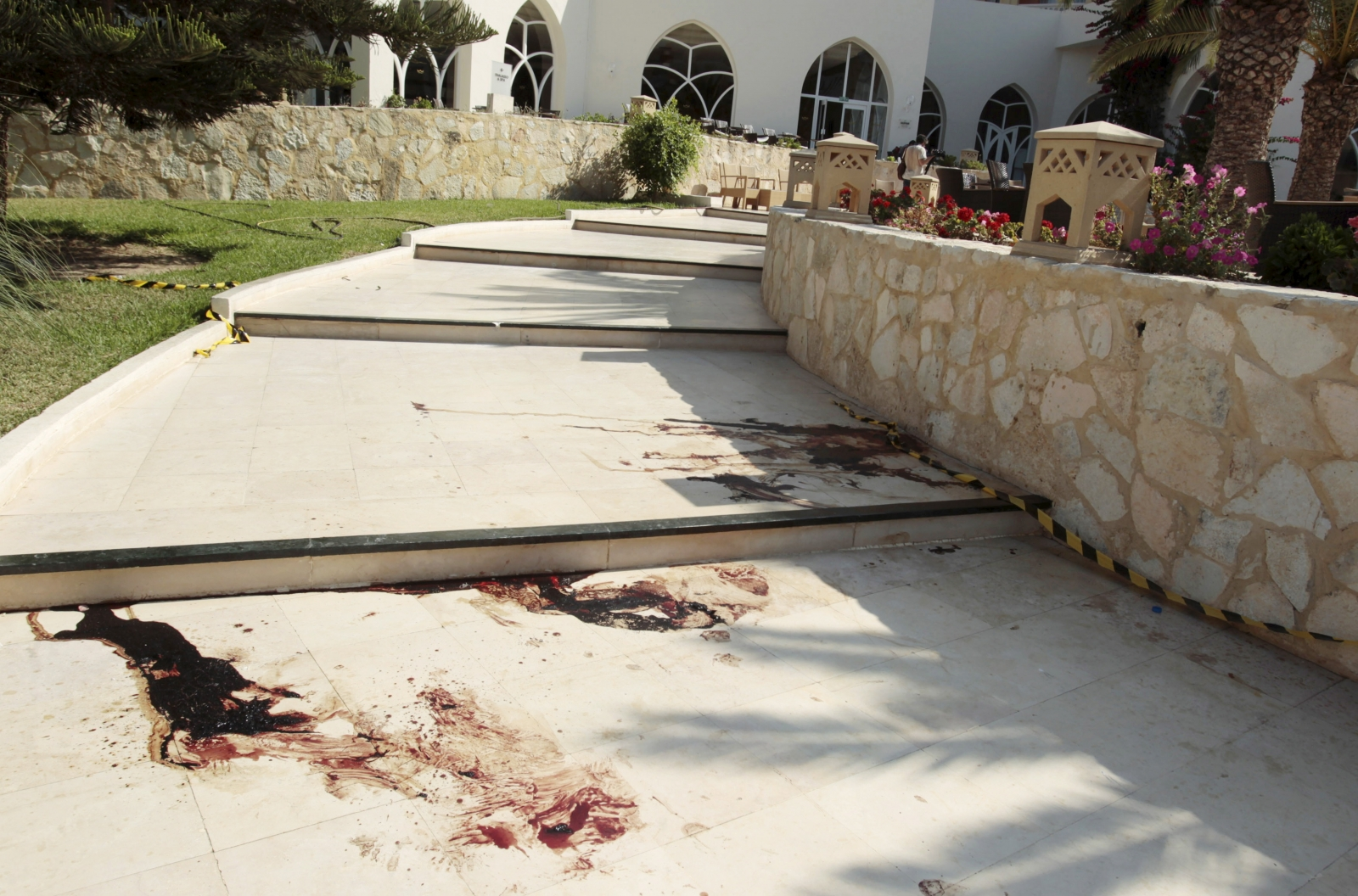 Tunisia Hotel Attack Isis Claim Responsibility For The