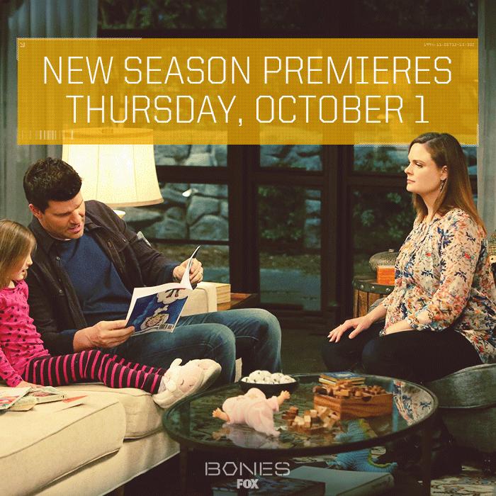 Bones season 11 premiere