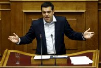 Greece debt crisis