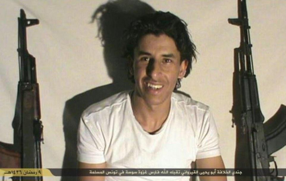 Seifeddine Yacoubi Tunisia Isis