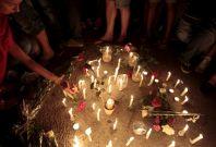 Vigil for Tunisian attack victims