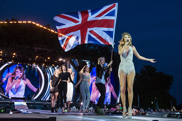 Taylor Swift Hyde Park
