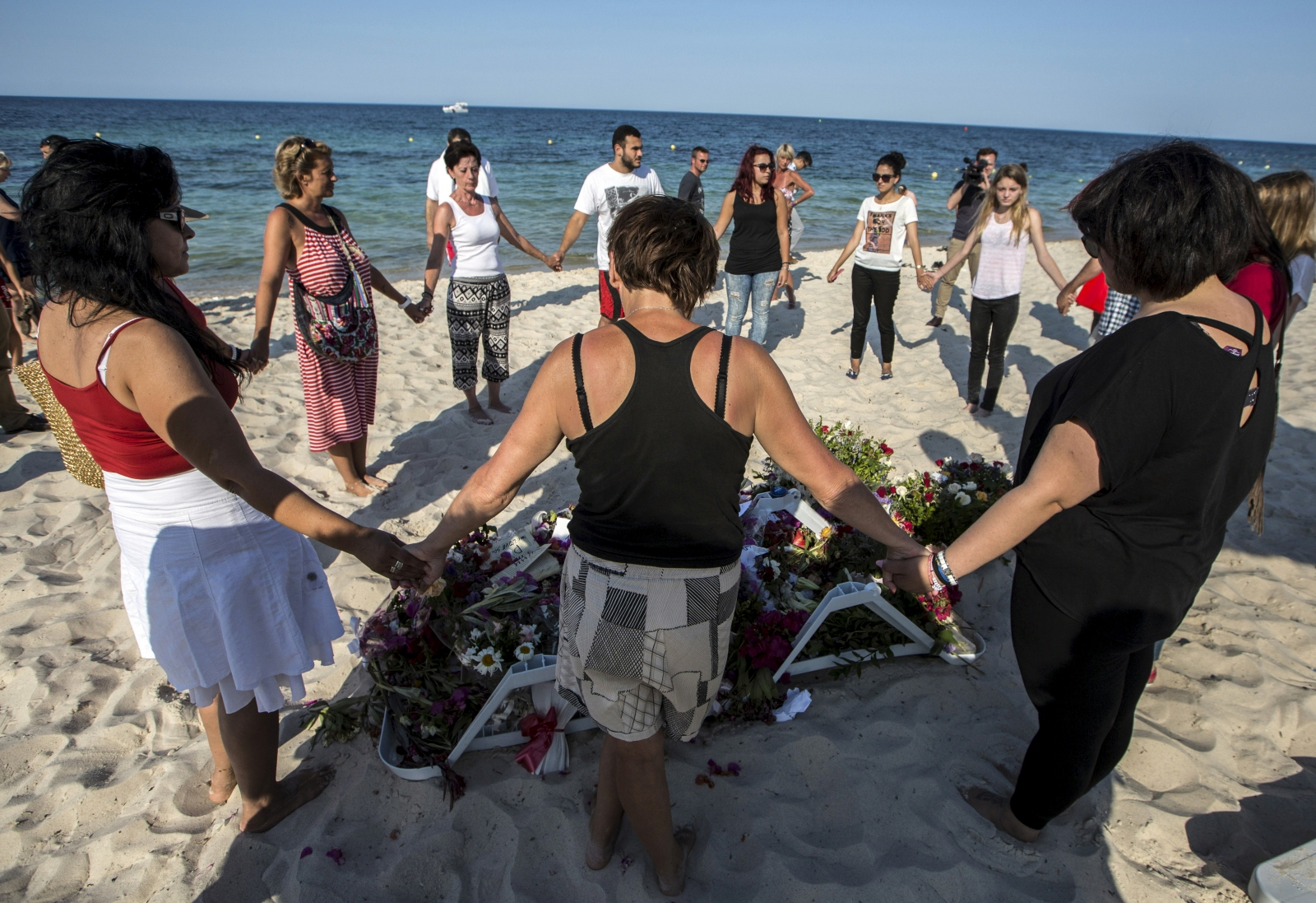 Tunisia Sousse beach attack