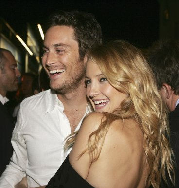 Kate Hudson and brother Oliver Hudson