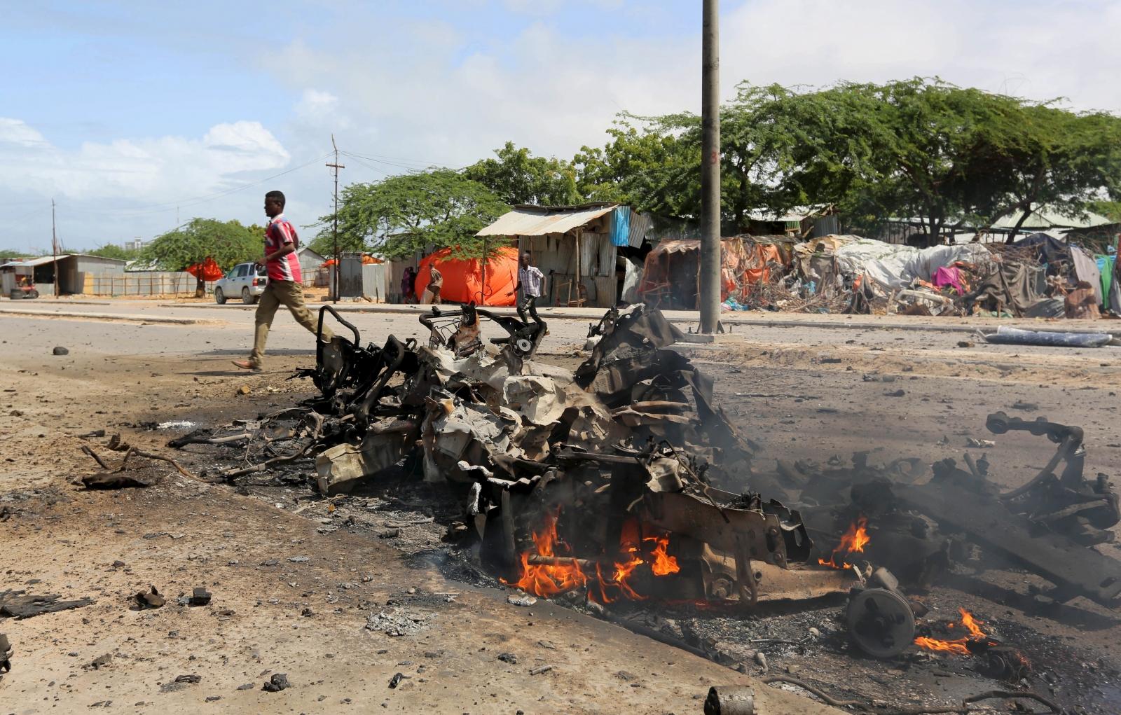 Somalia al-Shabaab attack