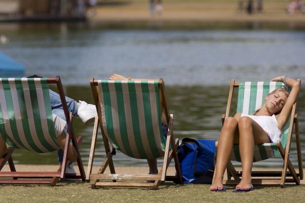 UK summer heatwave