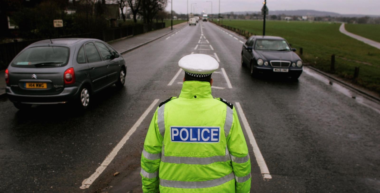 Met Policeman