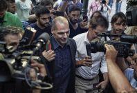 Yannis Varoufakis Greece crisis