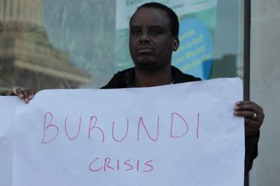 Burundi embassy London