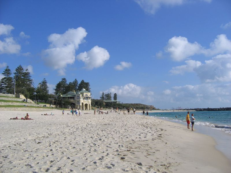 Cottesloe beach Australia Perth