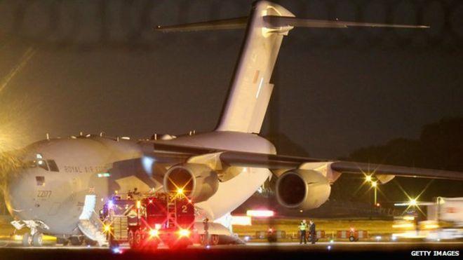 RAF aircraft