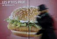 fast-food restaurant in Paris