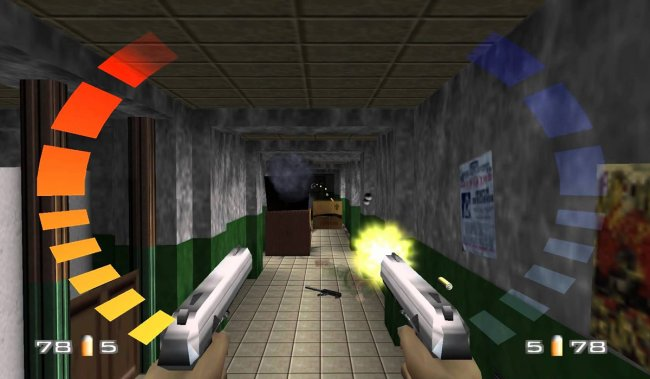Goldeneye 007: Uncompressed soundtrack for classic N64 game