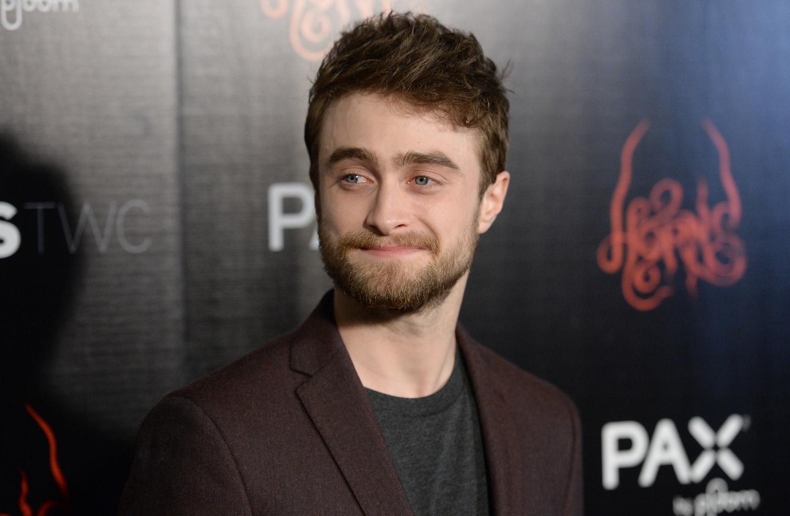 Harry Potter Actor Dan...