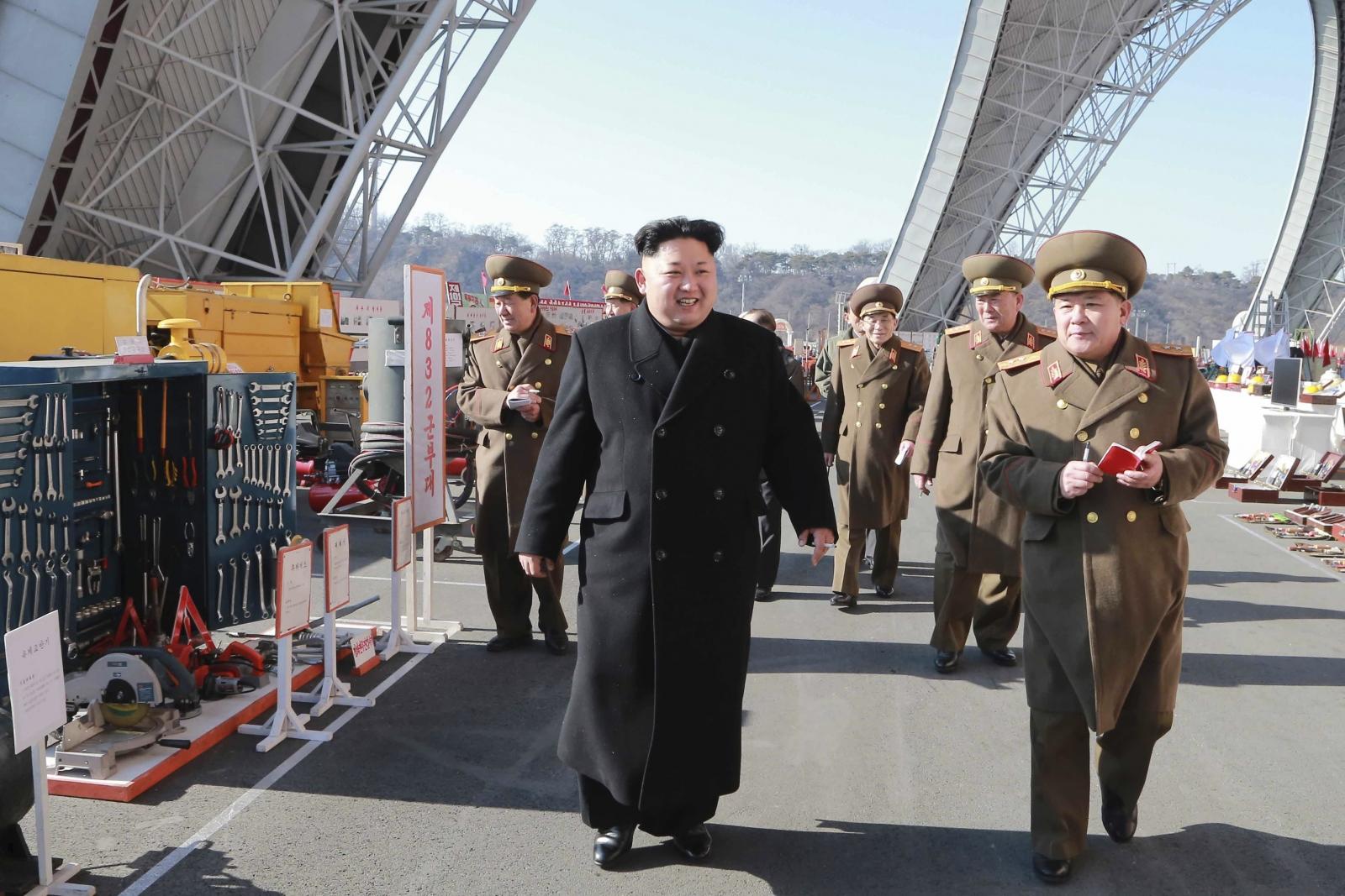 North Korea's executions