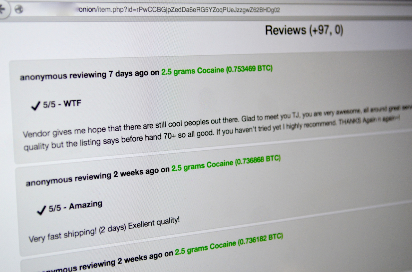 Silk Road 3 reviews