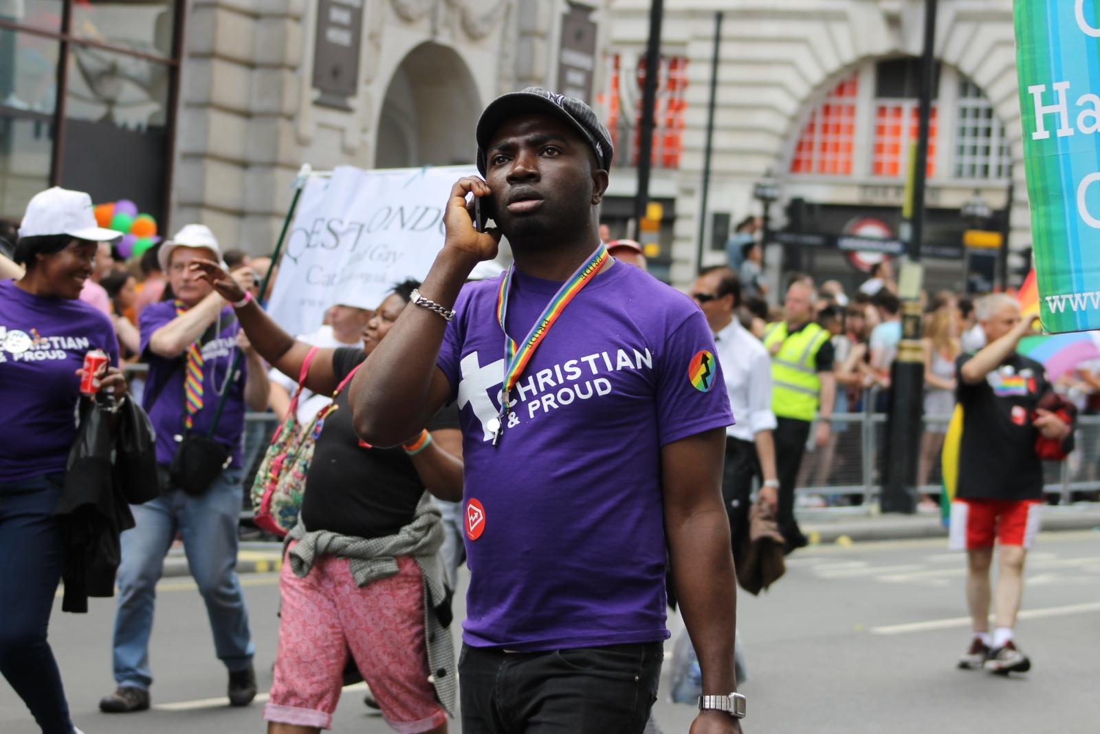 from Dangelo gay christians uk