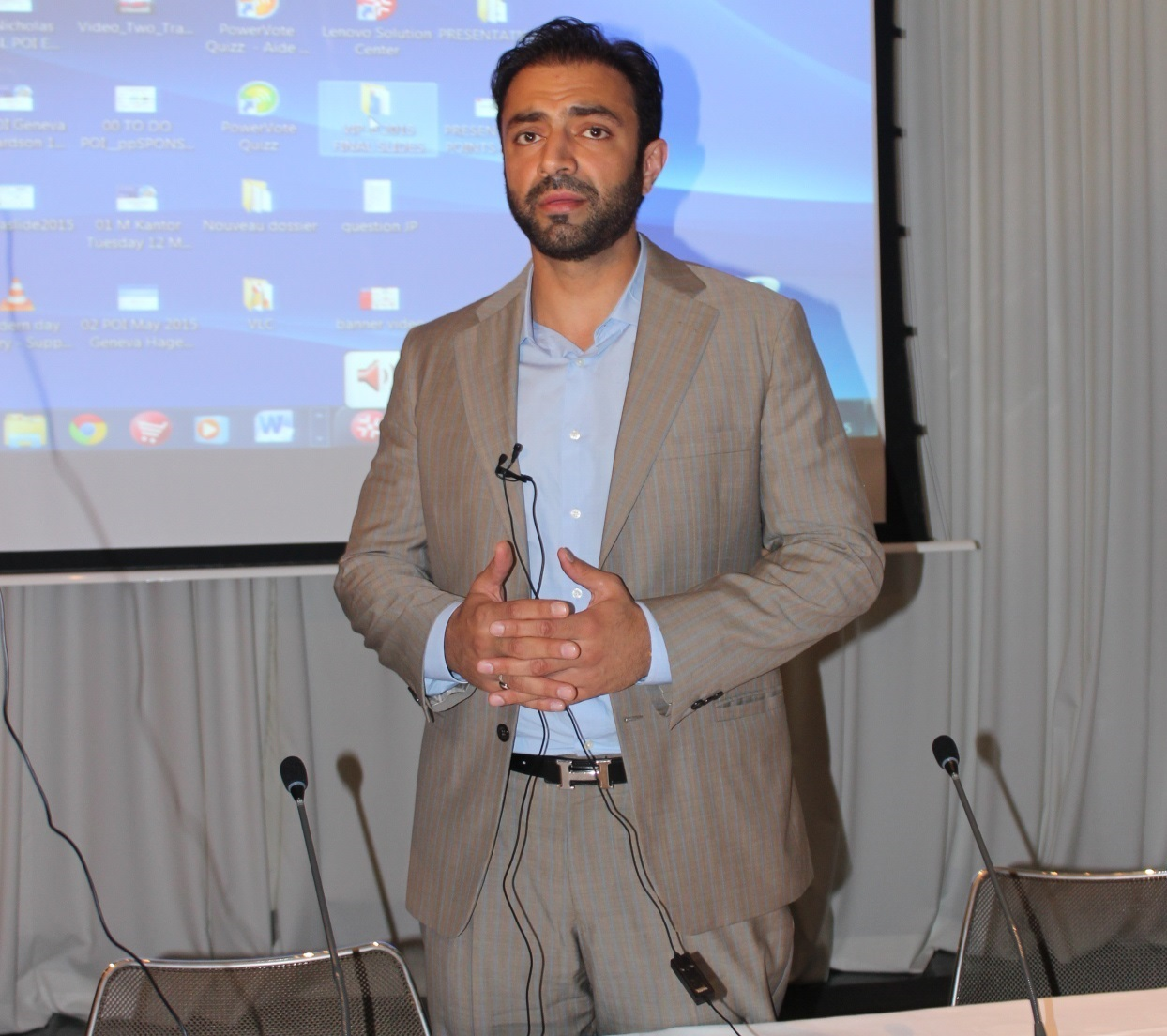 baloch leader seeks india - HD1244×1104
