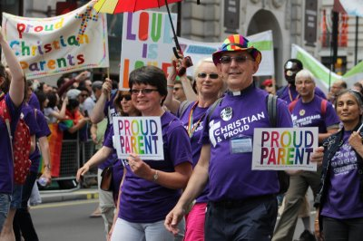 Pride gay christian