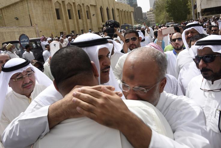 Kuwait Mosque attack