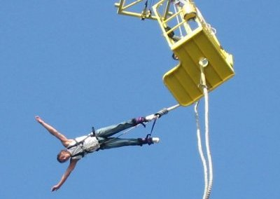 Bungee jump tragedy