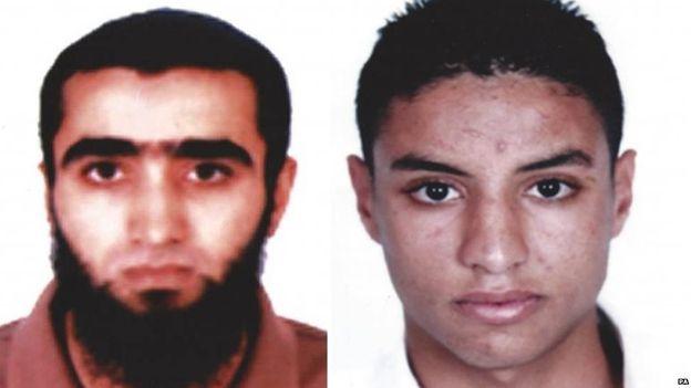 Mohamed Bin Adbdallah and Rafikhe
