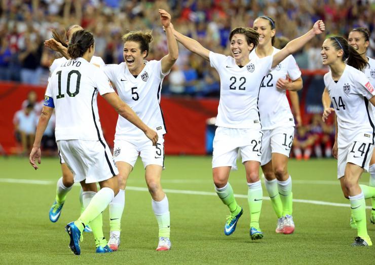 US Fifa team