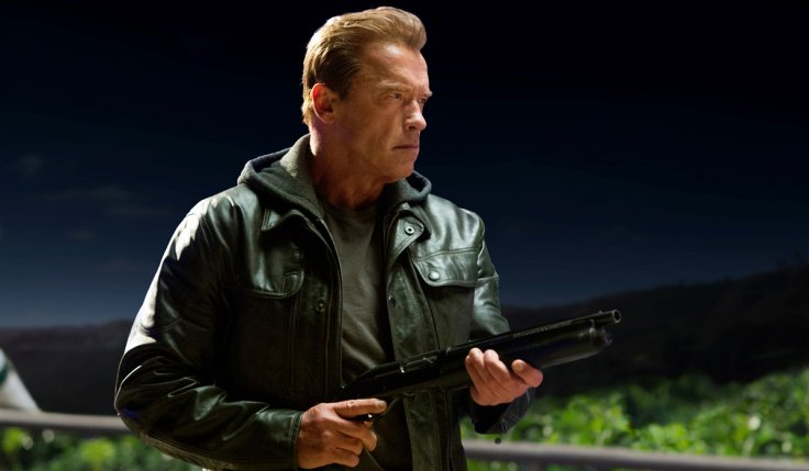 Terminator Genisys Arnie