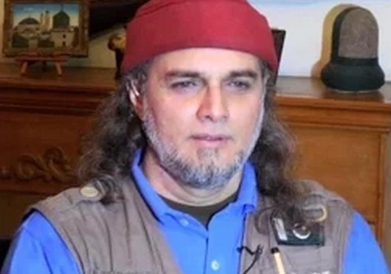 Zaid Hamid Pakistan Saudi Arabia