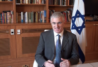 Daniel Taub, Israel Ambassador to UK