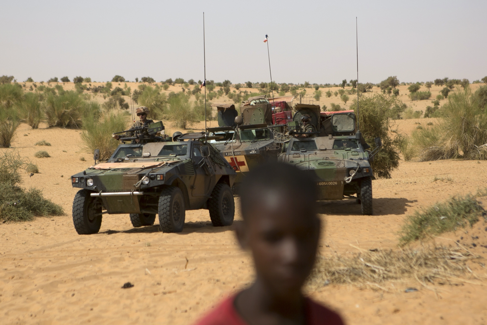 Burkina Faso French soldiers child abuse