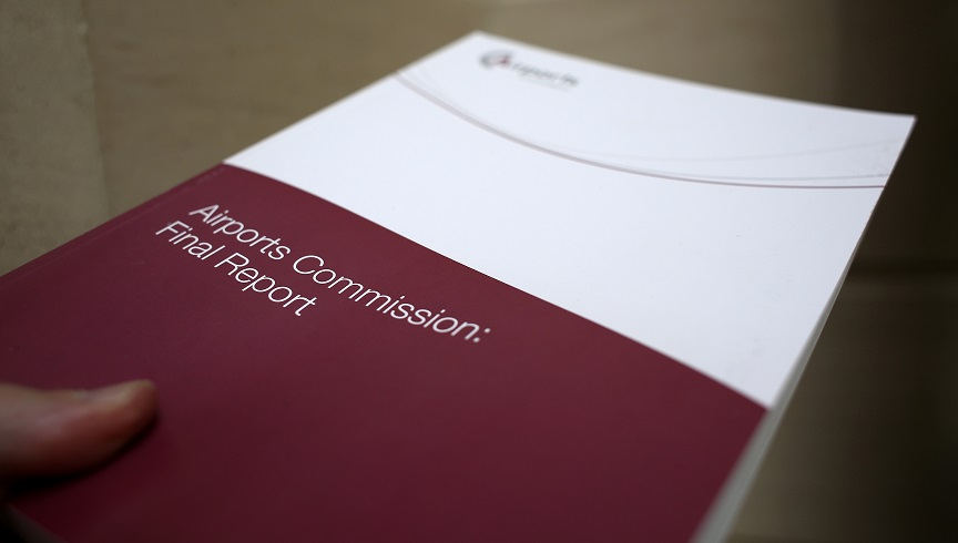 Airports Commission final report