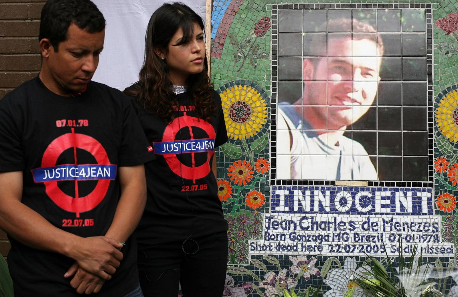 ean Charles De Menezes