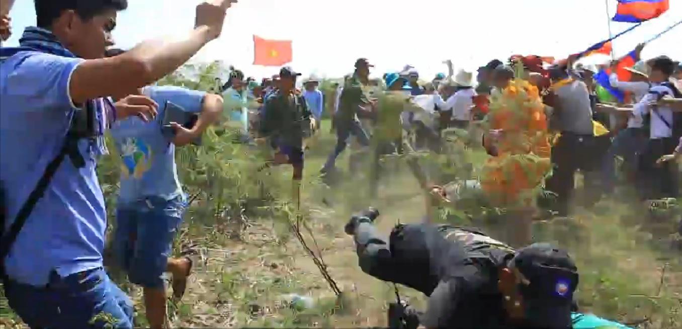 Cambodia Vietnam border clashes