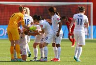 England v Japan