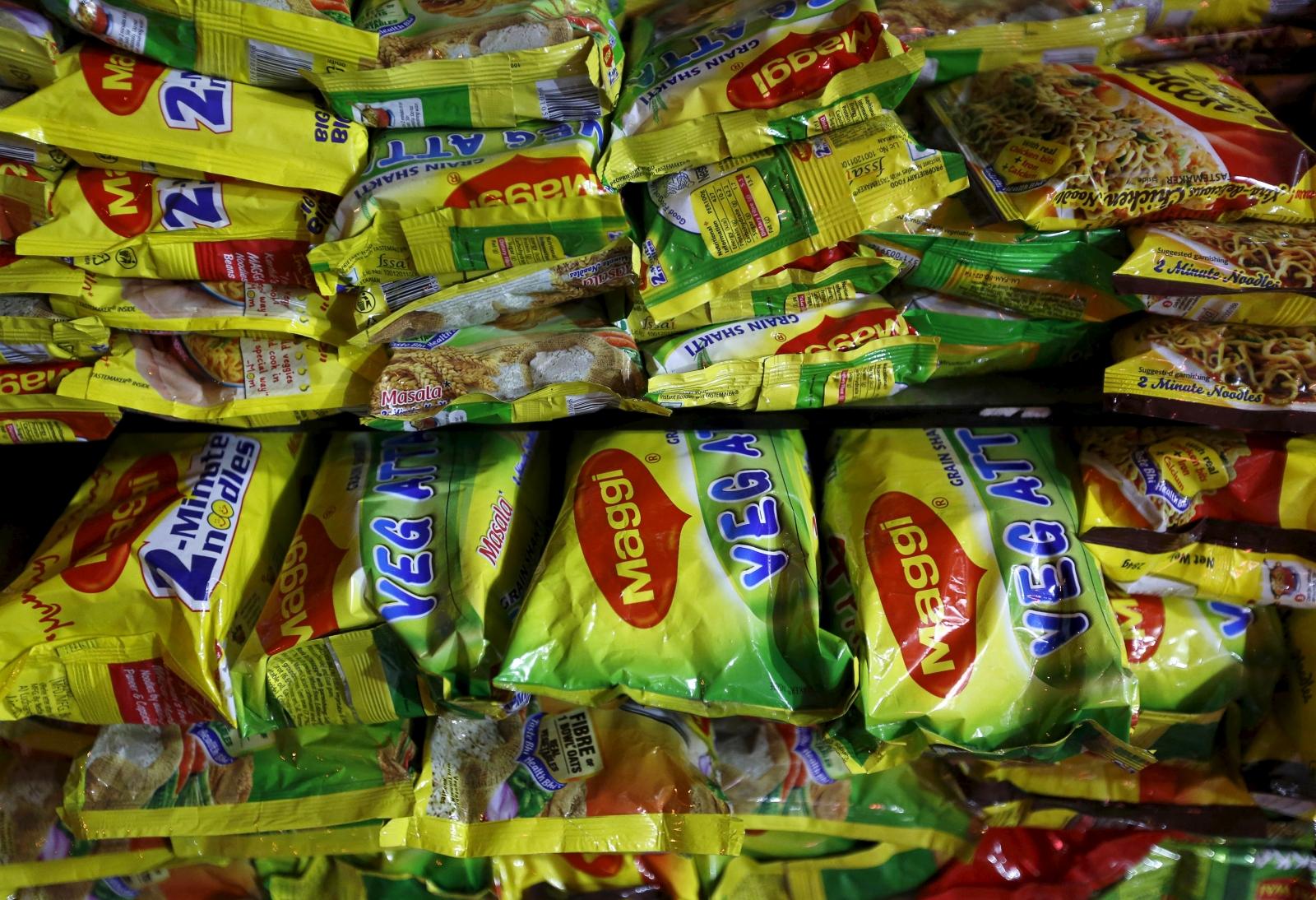Nestle's Maggi instant noodles