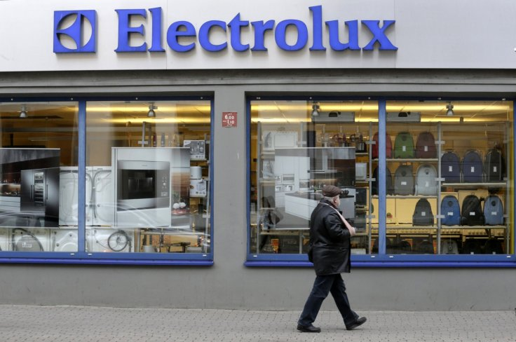 General Electric will vigorously defend Electrolux\'s